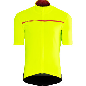 Castelli Gabba 3 Shortsleeve Jersey Men yellow fluo